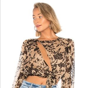 House of Harlow X REVOLVE ALI TOP